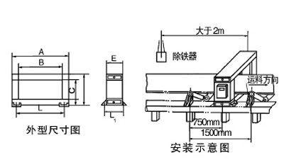 gjt-b系列金属探测仪是目前国内金属探测设备的新型产品之一,其电路